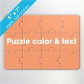 Make Your Own Invitation Or Card Puzzle