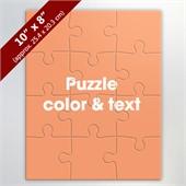 Custom 8X10 Inch Puzzle