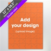 Make Own Double Sided Puzzle For Puzzle Business