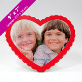 Make Your Own Heart Shaped Photo Puzzle