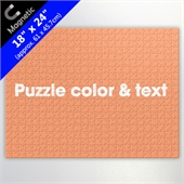 Personalized Magnetic Puzzle24X18 Inch With Your Design