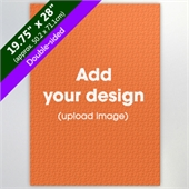Double Sided Custom 19.75X28 Inch Puzzle With Photo