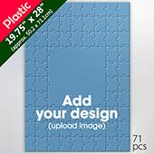 Custom Guest Book Puzzle