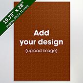 Custom Large 247 Pieces Wooden Jigsaw