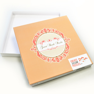 wedding puzzle box