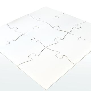 9 pieces