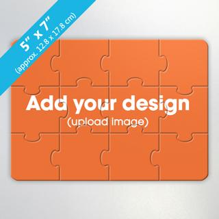12 Piece Picture Puzzle For Puzzle Maker