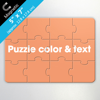 Make Your Own Custom Magnetic Puzzle