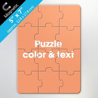Create Your Own Custom Magnetic Puzzle