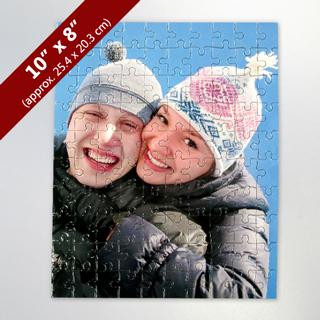 Personalized 100 Piece Photo Puzzle