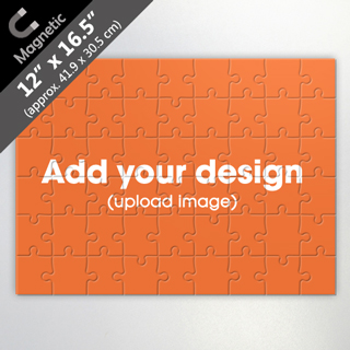 Design Own Magnetic Jigsaw Puzzle For Wholesale