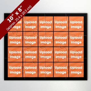20 Image Custom Photo Puzzle