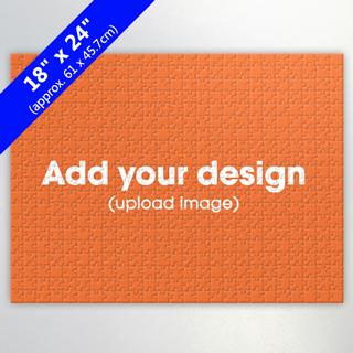 Create Own 500 Or 70 Piece Custom Puzzle