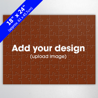 Make Your Own Wooden Jigsaw Puzzle 500/70 Pieces